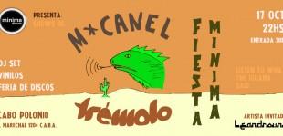 17/oct M*Canel y Tremolo en vivo