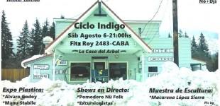 Excursionistas en Ciclo Indigo