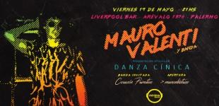 Mauro Valenti presenta Danza Cínica