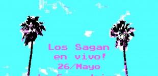 Los Sagan en La Gran Jaime
