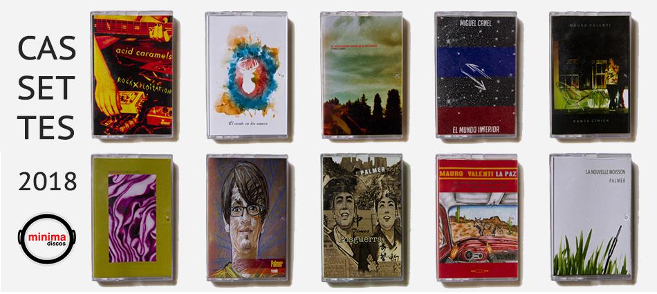cassettes minima discos